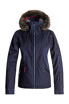 Куртка сноубордическая женская Roxy Atmosphere Peacoat3
