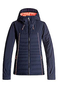 Куртка сноубордическая женская Roxy Tracer Peacoat3