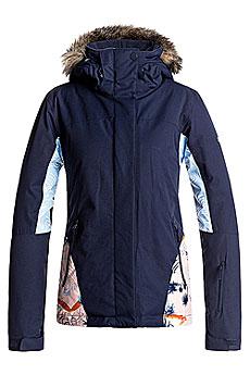 Куртка сноубордическая женская Roxy Jet Ski Mandarin Orange Pop2