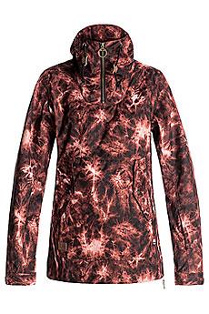Анорак сноубордический женский DC Skyline Burnt Henna Tie Dye3