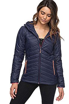 Куртка сноубордическая женская Roxy Highlight Peacoat