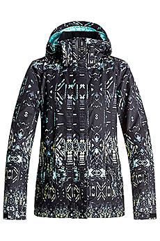 Куртка сноубордическая женская Roxy Rx Jetty True Black_haveli