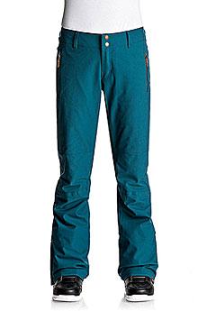 Штаны сноубордические женские Roxy Cabin Ink Blue1
