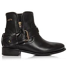 Ботинки высокие женские Roxy Castell Black2