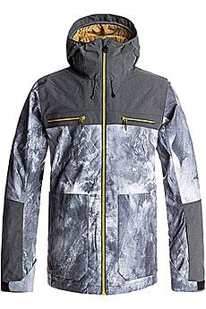 Куртка сноубордическая Quiksilver Arrow Wood Electric Event2