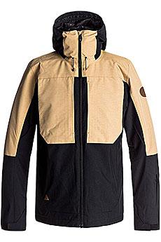 Куртка сноубордическая Quiksilver Tr Ambition Black3