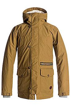 Куртка парка Quiksilver Sedona British Khaki2