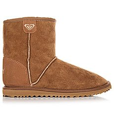 Угги женские Roxy Renton Chestnut Brown3