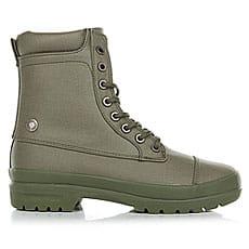Ботинки высокие женские DC Amnesti Tx Olive2