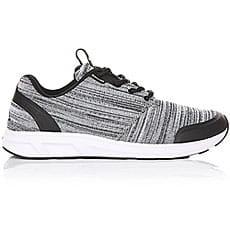 Кроссовки Quiksilver Voyage Textile Black/Grey/White2