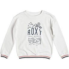 Толстовка классическая Roxy Shinealldaynigh Marshmallow2