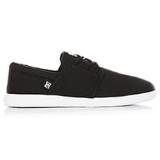 Кеды низкие DC Shoes Haven Black/Black/White3