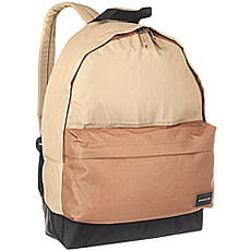 Рюкзак городской Quiksilver Everydposterplu Bone Brown2