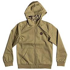 Куртка детская DC Shoes Ellis Jacket Li Khaki3