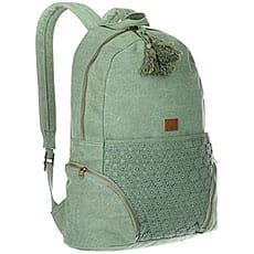 Рюкзак городской женский Roxy Bombora Olive1