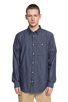 Рубашка DC Swalendalen 2 Indigo Rinse2