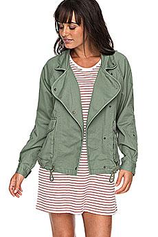 Куртка женская Roxy Perfectspot Olive2