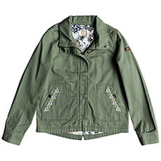 Куртка детская Roxy Falling Stars G Olive1