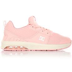 Кроссовки женские DC Heathrow Ia Light Pink3