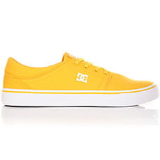Кеды низкие DC Trase Tx Yellow/Gold1