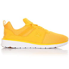 Кроссовки DC Heathrow Yellow/Gold3