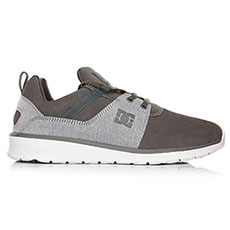 Кроссовки DC Heathrow Se Grey/Grey/White1