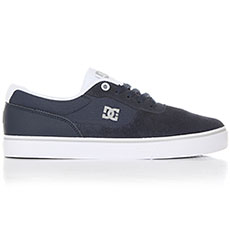 Кеды низкие DC Switch S Navy/White3