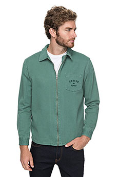 Куртка Quiksilver Risertwilljkt Mallard Green3