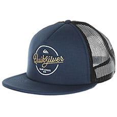 Бейсболка с сеткой Quiksilver Turnstyles Vintage Indigo1