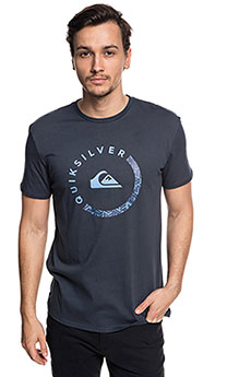 Футболка Quiksilver Slabsessionss Blue Nights2
