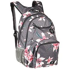 Рюкзак женский Roxy Shadow Swell Charcoal Heather Flo2