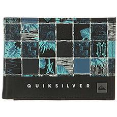 Кошелек Quiksilver Freshness Bijou Blue1