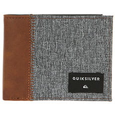 Кошелек Quiksilver Freshnessplus4 Light Grey Heather3