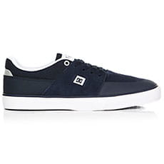 Кеды низкие DC Wes Kremer Navy/Blue/White3