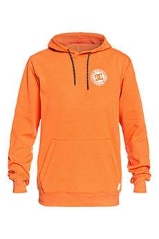 Толстовка сноубордическая DC Snowstar Po Red Orange3