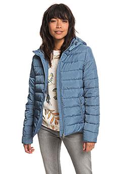 Куртка зимняя женская Roxy Rock Peak China Blue2