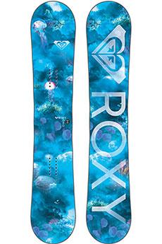 Сноуборд женский Roxy Xoxo C2e Aqua3 (17