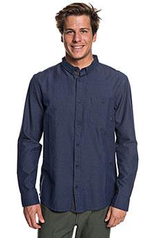 Рубашка QUIKSILVER Waterfallls Dark Denim2