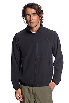 Ветровка QUIKSILVER Paddlejacket2 Black2