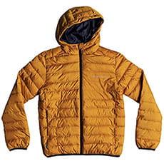 Куртка зимняя детская QUIKSILVER Scalyyouth Inca Gold2