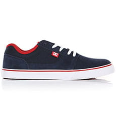Кеды низкие DC Tonik Navy/Red2