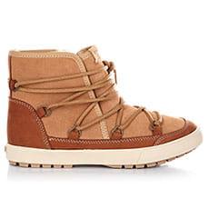 Ботинки зимние женские Roxy Darwin Boot Camel2