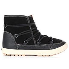 Ботинки зимние женские Roxy Darwin Boot Black3