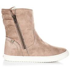 Сапоги демисезонные женские Roxy Alps Shoe Tan2