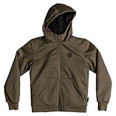 Куртка детская DC Ellis Padded Bo Burnt Olive2
