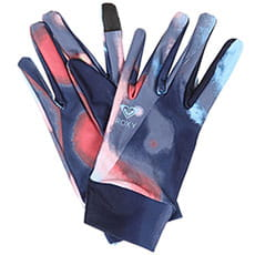 Перчатки женские Roxy Liner Gloves Coral Cloud dusk Swi2