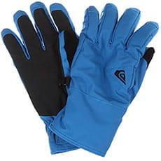 Перчатки сноубордические QUIKSILVER Cross Glove Daphne Blue3