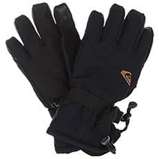 Перчатки сноубордические детские QUIKSILVER Mission Yth Glove Black3