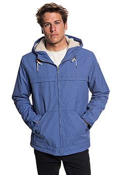 Куртка утепленная QUIKSILVER Wanna Bijou Blue3