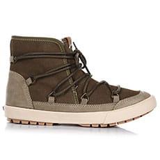 Ботинки зимние женские Roxy Darwin Military3